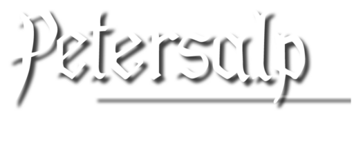 Die Petersalpe Logo